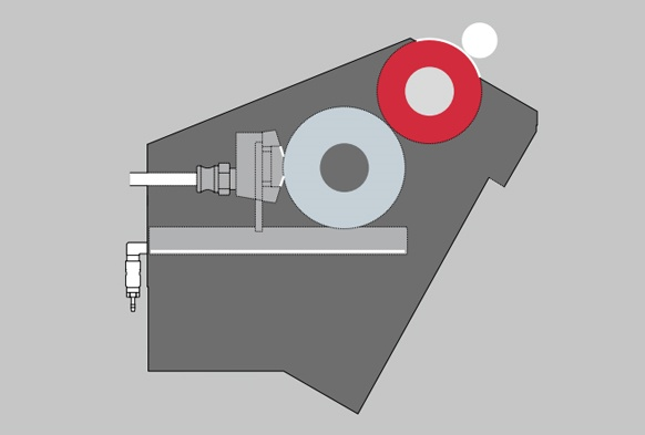 lackierwerke hochwertige maschinen mit nifloor beschichtung hinterkopf. Black Bedroom Furniture Sets. Home Design Ideas